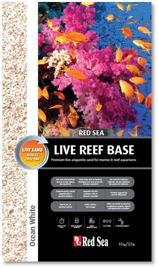 Live Reef Base Zand