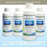 Triton Core7 Reef Supplements 4x 1L