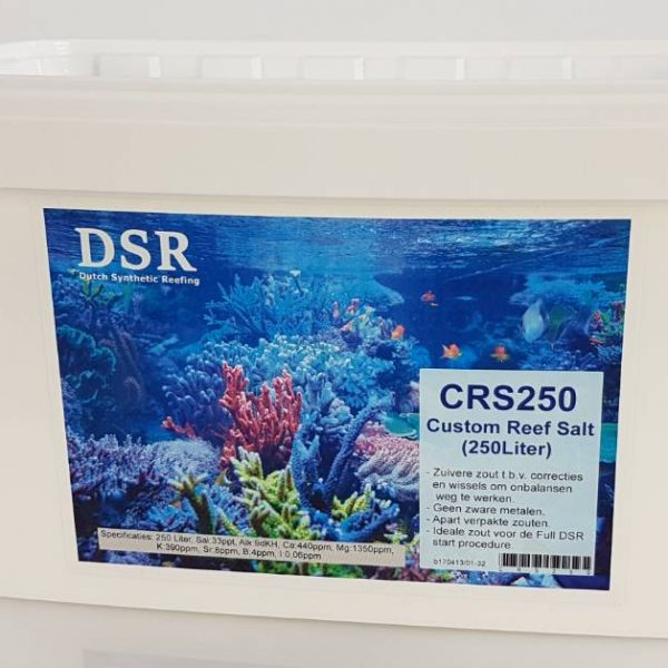 Dsr Custom Reef Salt