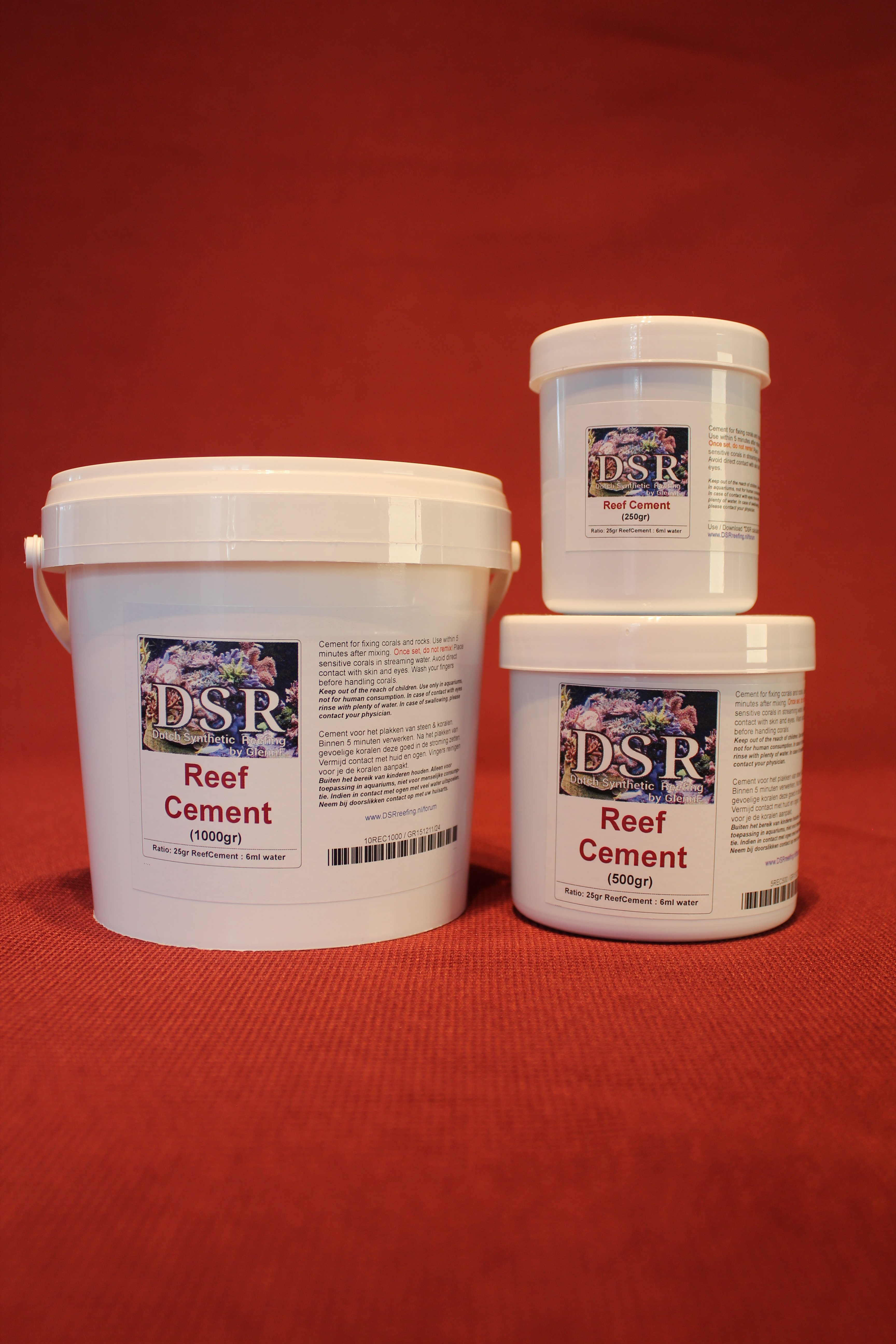 Dsr Reef Cement