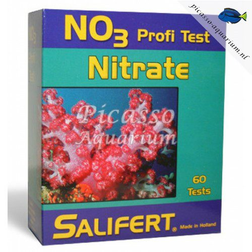 Nitraat No3 test