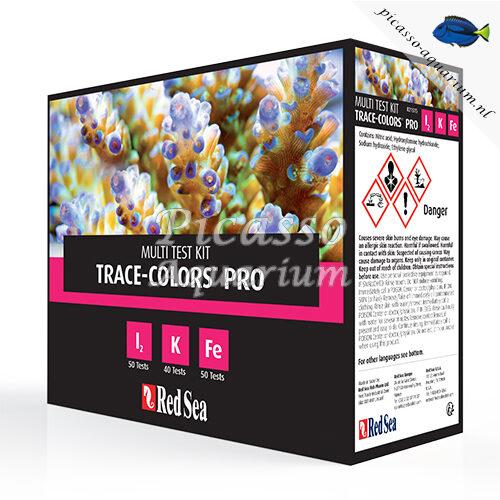 Trace Colors Pro Test