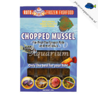 Chopped mossel Auto
