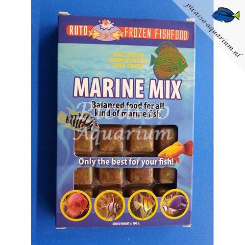 Marine mix Ruto