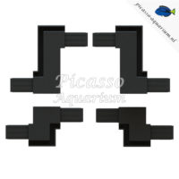 Net Cover Cut outs 15/40mm