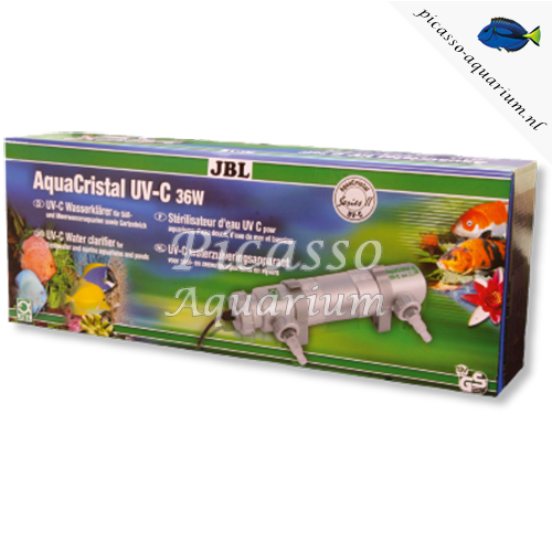 Aquacirstal 36W UV