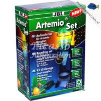 Artemia kweken