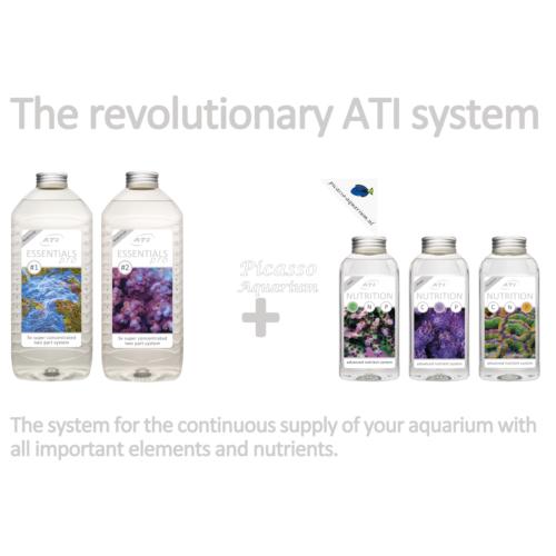 ATI essentials pro21